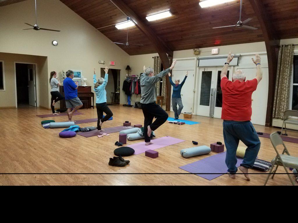 Sensory-Enhanced Yoga Institute - Training For Health ...