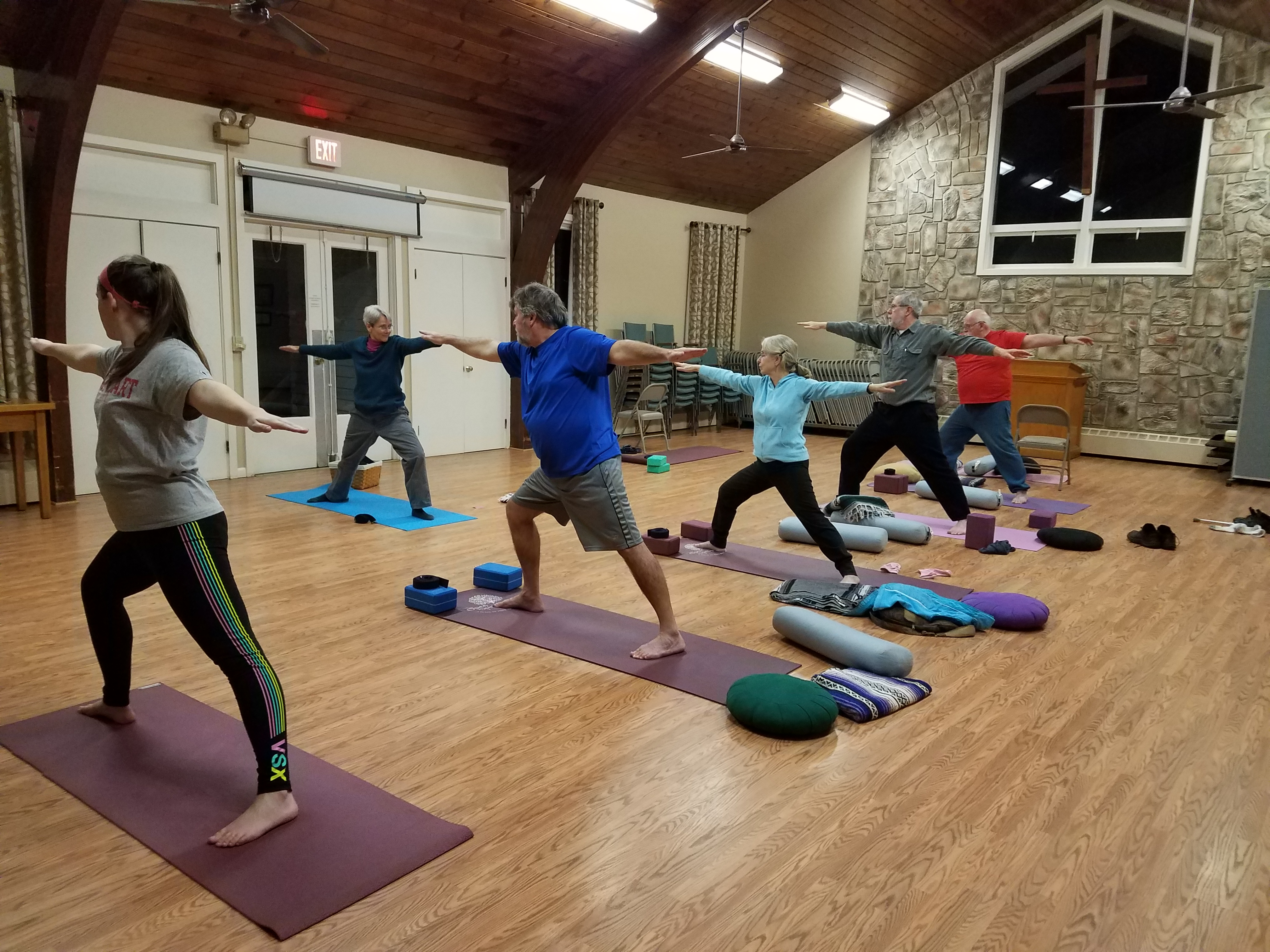 This Yoga Program Helps Victims of Domestic Violence Heal This Yoga Program Helps Victims of Domestic Violence Heal new pictures