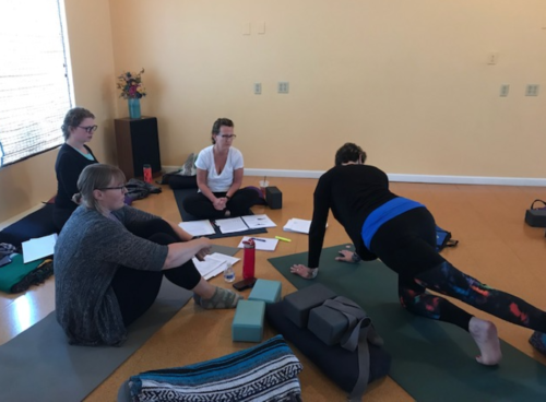 small group spinal balance